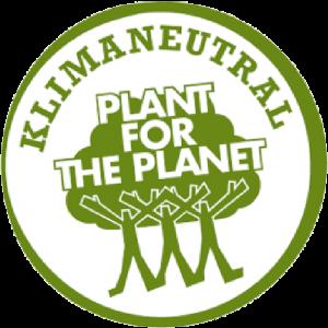 Label Plant for the Planet für Kanzlei Langheinrich Steuerberatung und Recht: Kompensation von Treibhausgasen durch das Pflanzen von Bäumen